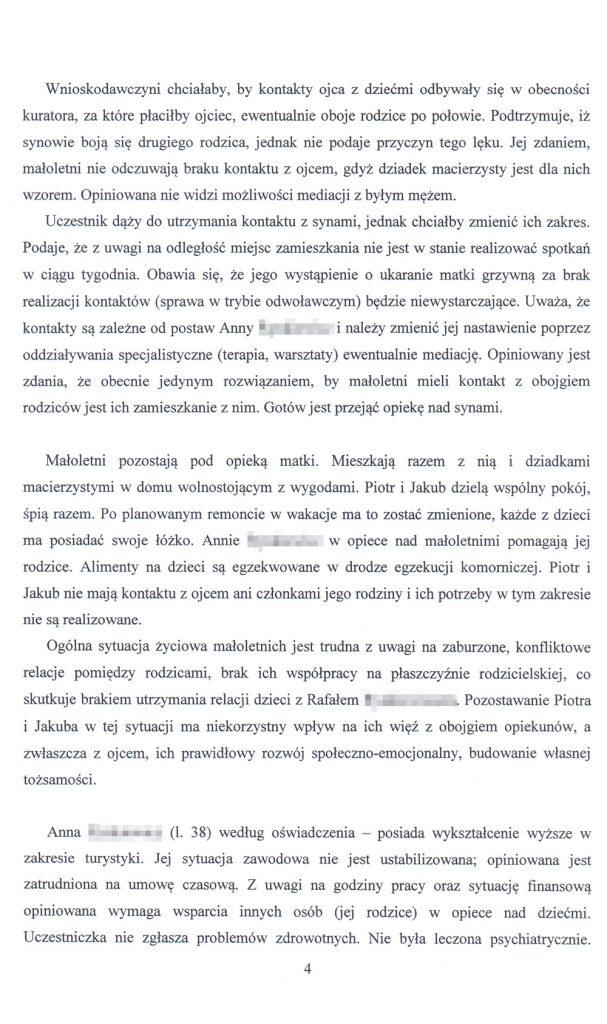 OZSS opinia przykładowa str. 4