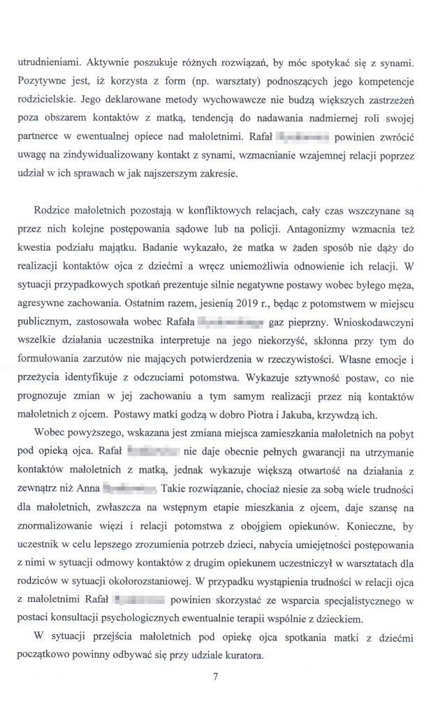 OZSS opinia przykładowa str. 7