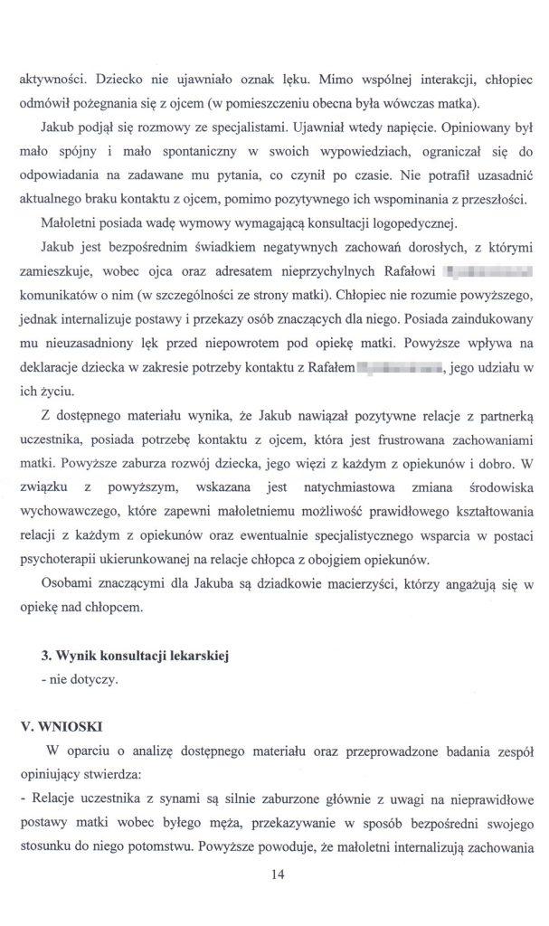 OZSS opinia przykładowa str. 14
