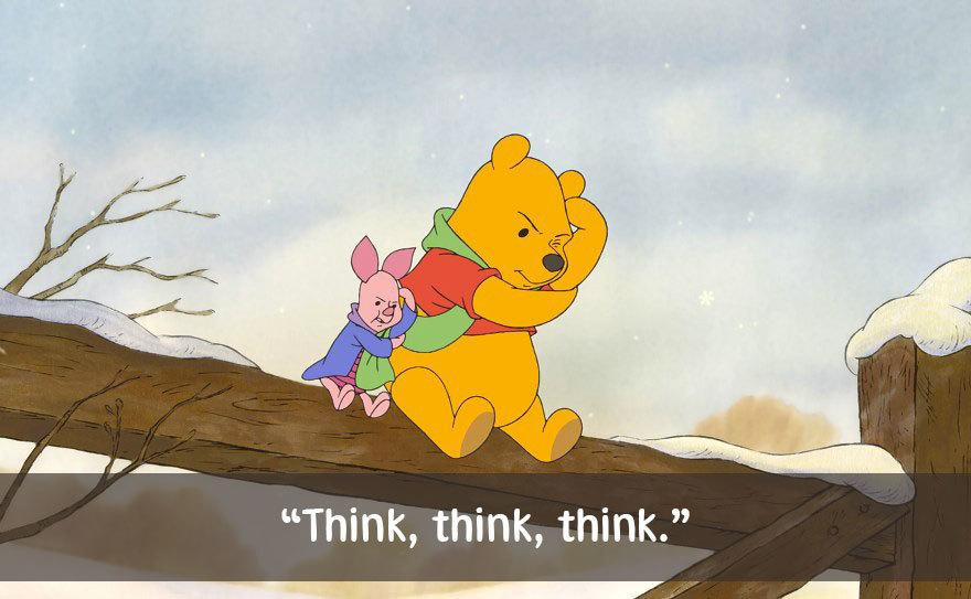 myśl, myśl, myśl