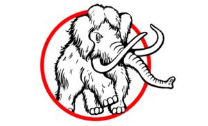 wściekły mamut